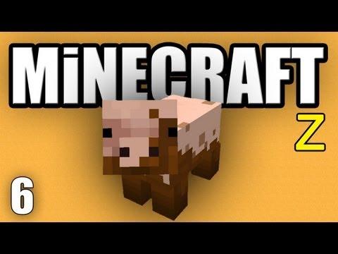 Ep 6. Diários de Minecraft Z: Foco, Porquinho!