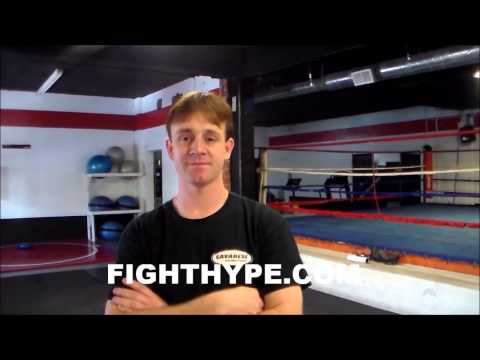 CEDRIC AGNEW TRAINER BOBBY BENTON SAYS THEYVE BEEN BEGGING FOR SERGEY KOVALEV CLASH