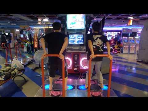 [DDR2013] DFGH vs LIN - 轟け!恋のビーンボール!! (ESP) 943340 A vs 842960 nr B 2014.02.08