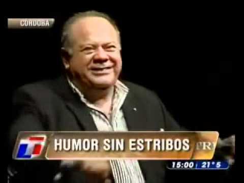 Cacho Buenaventura - humor cordob és