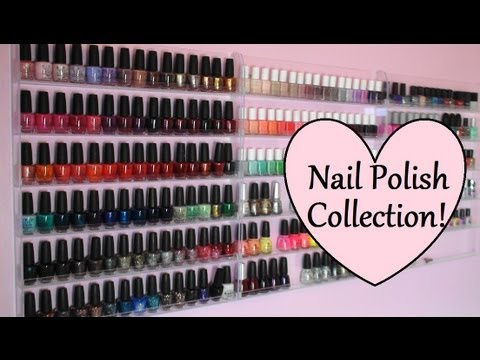Nail Polish Collection!!! 