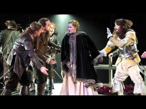 Director Documentary: Andrew Upton, Cyrano De Bergerac