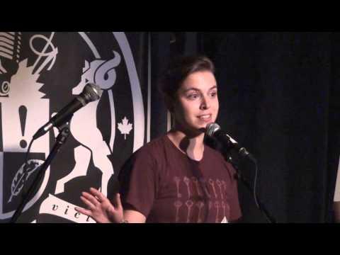 Hannah Johnson - Future Love Poem