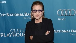 Friend: Carrie Fisher is show business royalty