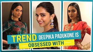Trend Deepika Padukone is obsessed with   Bollywood   Fashion   Pinkvilla