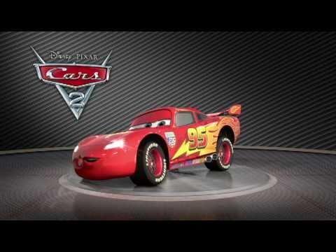 Cars - Cars 2 - Lightning McQueen