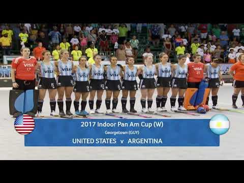 Day 6 - Women's Final (Argentina vs USA) Part 1