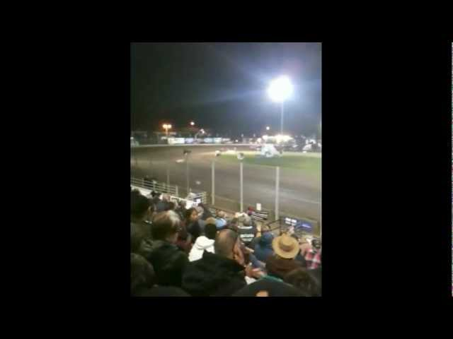 King of the west sprint cars. 2011