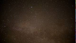Milky Way Time Lapse 2