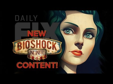 Bioshock Infinite's New Maps/DLC & Ghost's Multiplayer Live Reveal - IGN Daily Fix 07.30.13