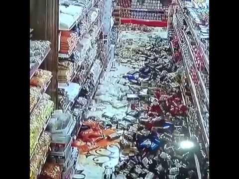 Deadly Earthquake Strikes Iran-Iraq Border
