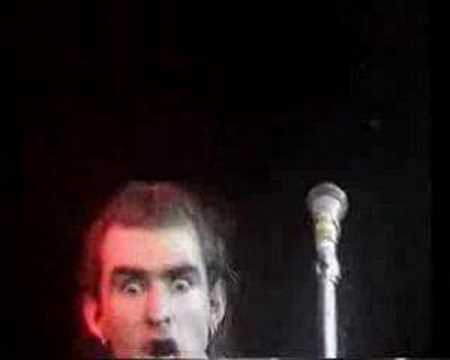 New Model Army - No Rest ( Live 1985 )