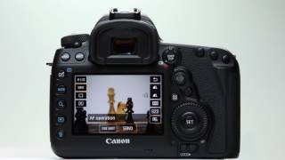 Canon EOS 5D Mark IV: Live View AF