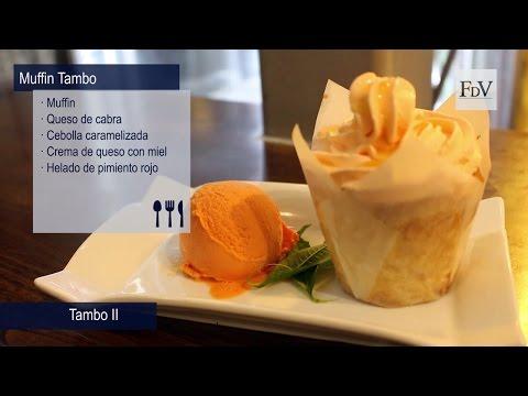 Recetas -  Muffin Tambo
