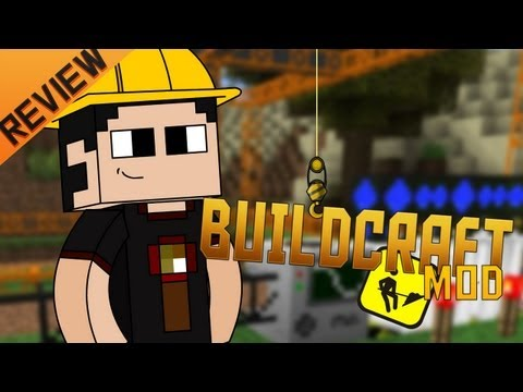 Minecraft para PC: BuiltCraft Mod para 1.4.5. como Instalarlo y Review!! (Forge)