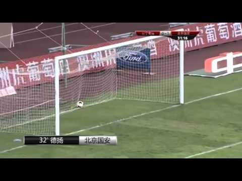 Liaoning FC 1-3 Beijing Guoan