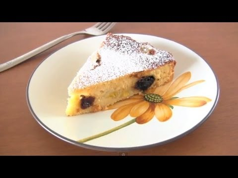 Prune and Banana Yogurt Cake Recipe ????????????????????