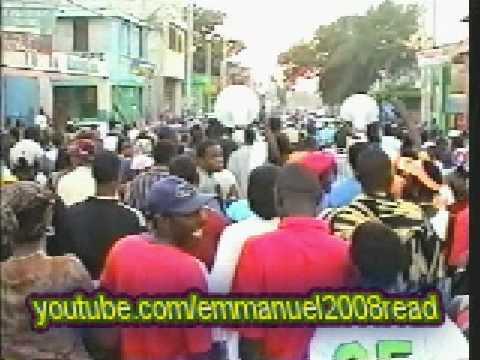 Angranjan Band Konn Sa W Ap Fe Dyole Kanaval 2004