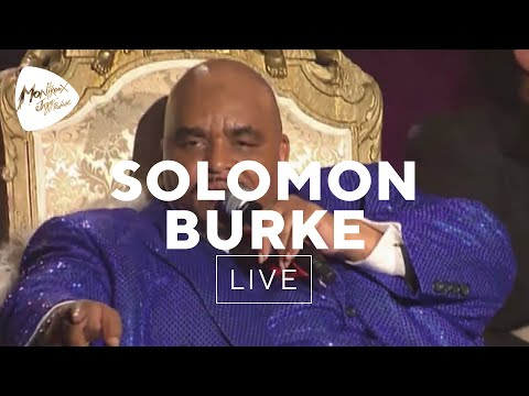 Solomon Burke - Down in the Valley (Live at Montreux 2006)