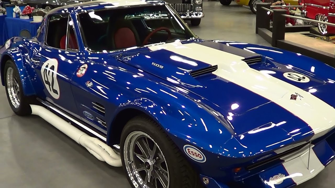 1963 Grand Sport Corvette Replica Youtube