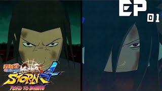 Naruto Shippuden Ultimate Ninja Storm 4 (ESPAÑOL LATINO) Madara Vs Hashirama