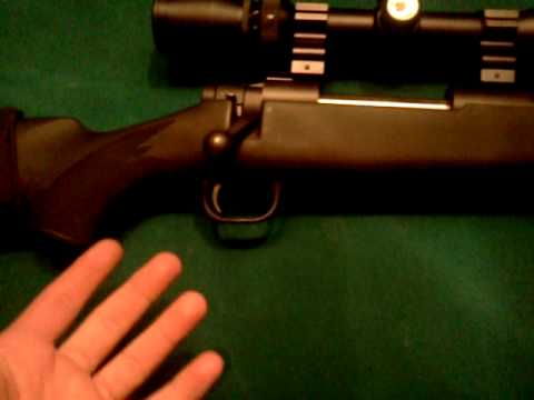 Mossberg Maverick Rifle 30/06