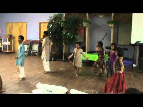 Yesu Mujhe Kartha Kids Dance video