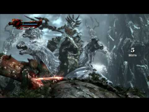 God of War III - Boss #1: Poseidon
