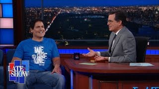 "Mark Cuban On Trump: ""He Didn't Do The Work, He's Lazy"""