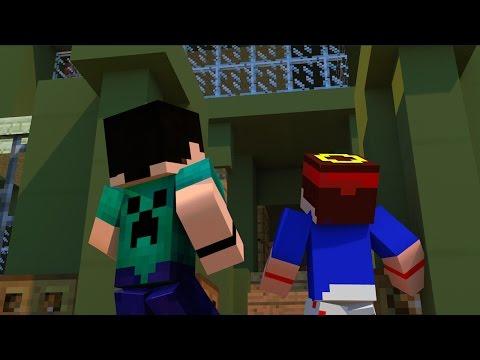 Minecraft - Desafios - Diversity 2 - #6 Adventure Com Vilhena! video