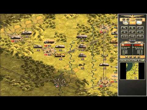 Let`s play Panzer Corps Mods - Legacy of Versailles (Vanilla Version / Fall Gelb)