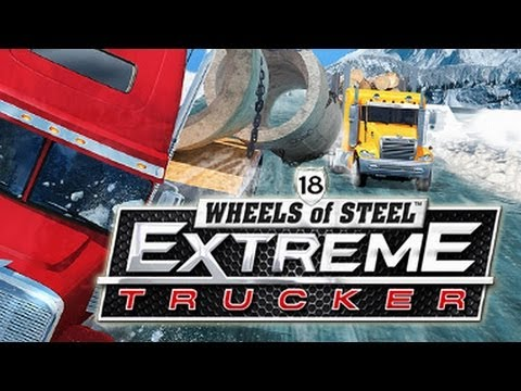 18 Wheels of Steel Extreme Trucker HD gameplay