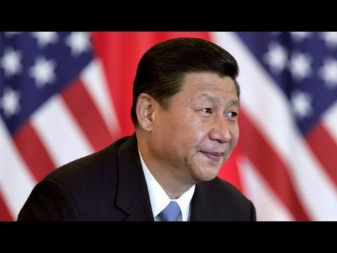 China's Vice President Xi Jingping in Washington for 5-Day Visit