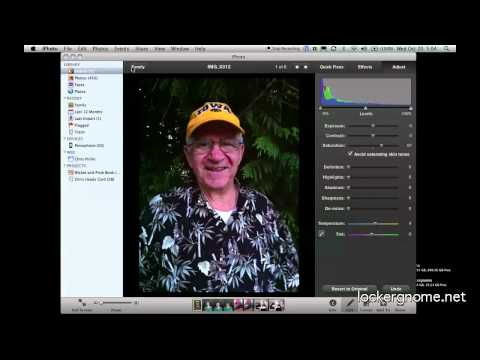 Thumb Review en video de iLife 11: iPhoto 11 y iMovie 11
