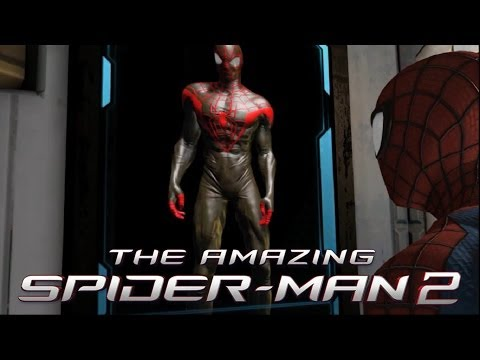 The Amazing Spider Man 2 Video Game news and gameplay