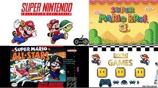 Super Mario Bros. 3 [SNES] world 3 (edu goldgames)