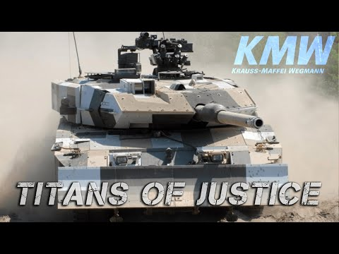[Leopard 2] Titans of Justice (HD)