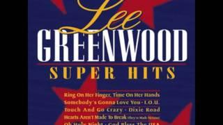 Watch Lee Greenwood Somebody