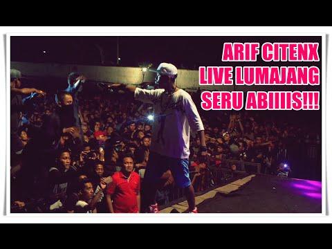 Arif Citenx - Ra Kuat Mbok | Live in Lumajang with ONE NADA Music