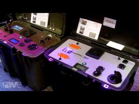 InfoComm 2013: PowerPac 2go Describes its Portable Power Supply