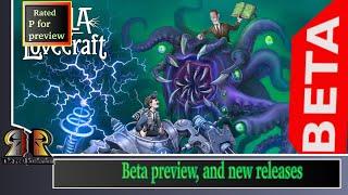 TESLA VS LOVEDRAFT IOS First gameplay- 10TONS GAME BETA.