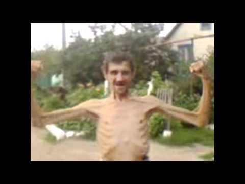 Фото самые худые люди на земле