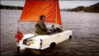 Car - Boat Challenge - Top Gear series 8 - BBC