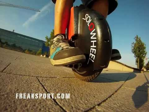 Solowheel - self-balanced unicycle Music Videos