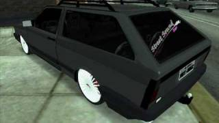 Carros Lokos do GTA SA