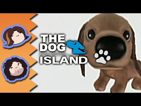 The Dog Island: CUTENESS OVERLOAD - Game Grumps