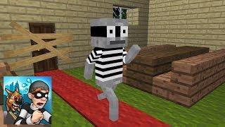 Monster School: ROBBERY BOB CHALLENGE - Minecraft Animation