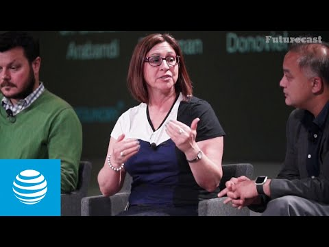 Futurecast: Technology That Helps Save Lives   AT&T & Ericsson