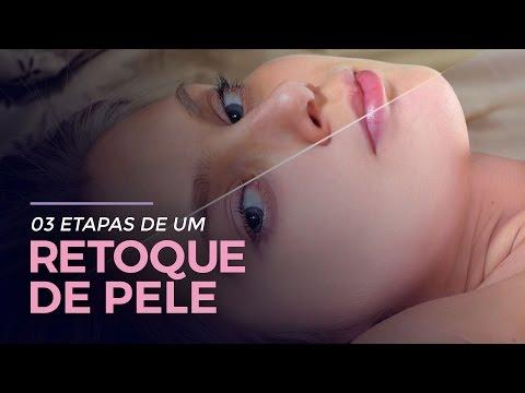 3 ETAPAS DE UM RETOUCH PROFISSIONAL  | TRATAMENTO DE PELE | Photoshop CC Tutorial #02