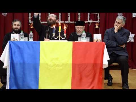DVD 1 Conferinta video pr. Constantin Necula (pretura Buiucani)